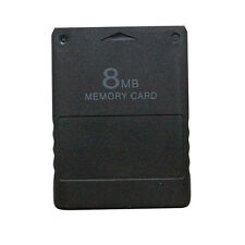Brand New 8MB Memory Card for Sony PlayStation 2 PS2 Accessories