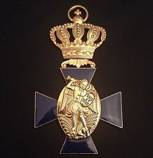MUSEUM QUALITY GERMAN BAVARIAN ROYAL MERIT ORDER OF SAINT MICHAEL 1693