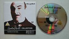 Poirot Murder in the Mews DVD Originally Released  by the Daily Mail