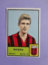 FIGURINA CALCIATORI MIRA FOOTBALL STICKERS RIVERA MILAN 1964-65 RARA NEW-FIO