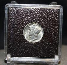 12pk 18mm Dime QUADRUM INTERCEPT 2x2 SNAPS Coin Holders Capsule ANTI-TARNISH #1