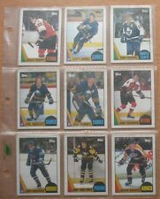 17 Card NHL Canada Canadian Ice Hockey Player Champion Photo Set Sport Game Old
