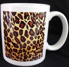 Leopard Print Mug - gift for mums or anyone who loves Leopard Print