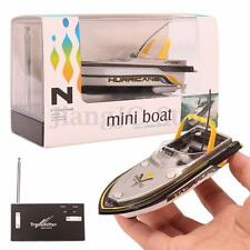Electric RC Radio Remote Control Dual Motor Ship Super Speed Mini Boat Kids Toy