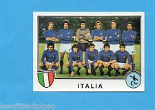 SPORT SUPERSTARS/EURO FOOTBALL 82-PANINI-Figurina n.241- ITALIA - TEAM -Rec