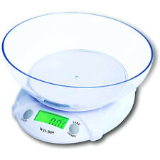 Digital LCD Electronic Scale 7Kg/1g With Food Disk for Kitchen/Laboratories Whit