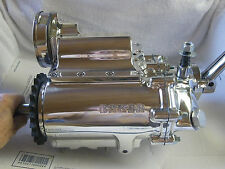 BAKER TRANNY, Baker TRANS Harley 1936-1964 POLISHED w/ KICKER & others on SALE