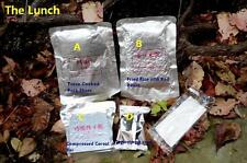 MILITARY MRE Chinese NAVY Food PLA Type KT-07 Combined Food  the Lunch
