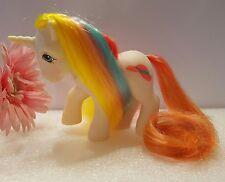 Vintage década de 1980 Pony ramo-Cepillo My Little N crecer ♡☆♡
