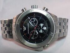 EMPORIO ARMANI MEN'S LUXURY SPORT CHRONOGRAPH WATCH AR0546