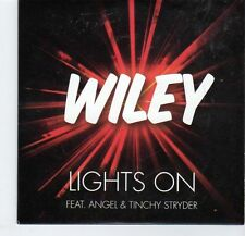 (EA593) Wiley, Lights On ft Angel & Trinchy Stryder - DJ CD