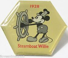 Disney Japan Dai Ichi Insurance Steamboat Willie Pin