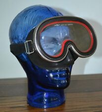 Vintage Retro Mondiad Scuba Diving/Snorkelling Mask! AMF Tempered Glass FREE DEL