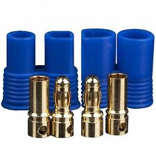 1Pair EC3 Banana Plug Male Female Bullet Connector RC ESC LIPO Battery Motor   I