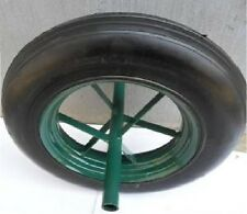 "14"" PUNCTURE PROOF WHEELBARROW WHEEL WITH 20MM METAL EXTENDED HUB, 3.50/4.00-8"
