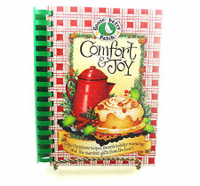 Gooseberry Patch Comfort Joy Cookbook Recipes Christmas Tips Ideas Decorating