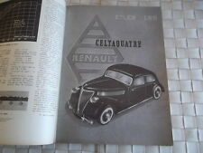 REVUE TECHNIQUE RENAULT CELTAQUATRE LE VERTEX