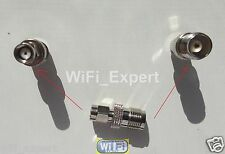RP-SMA Male To TNC Female Adapter RF Connector Antenna Router USA