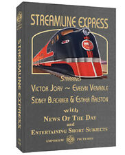 Streamline Express - Great 30s Railroad Comedy On DVD!!