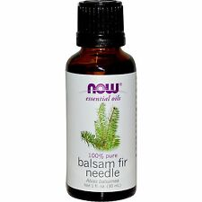 Balsam Fir Needle (100% Pure), 1 oz - NOW Foods Essential Oils