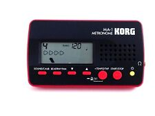 Korg Metronome  MA-1  Black and Red MA1RD