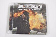 AZAD - AZPHALT INFERNO CD 2009 (BOZZ) Jeyz Tone Samy Deluxe Manuellsen Warheit