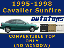 Cavalier Sunfire Convertible Top Only 95-98