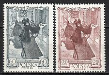 Poland - 1962 Stamp day - Mi. 1353-54 MNH