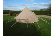 4M  BELL TENT SAND CAMPING GLAMPING OUTDOOR CANVAS ONLY GROUNDSHEET INCLUDED