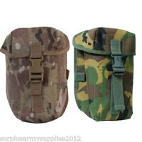ARMY WEBBING WATER BOTTLE POUCH PLCE DPM MTP MULTICAM BRITISH CADET HUNTING