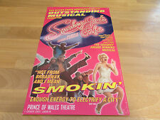 SMOKEY JOE'S CAFE Musical by Jerry Leiber PRINCE OF WALES Theatre Poster