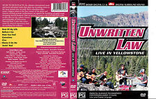 Unwritten Law:Live In Yellowstone-2003-Unwritten Law-Music DVD