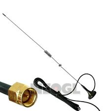 Nagoya Dual band UT106 SMA male mobile car antenna Ham radio VHF UHF 2m / 70cm