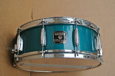 "GRETSCH 14"" CATALINA CARIBBEAN BLUE  SNARE DRUM for YOUR DRUM SET! #C283"