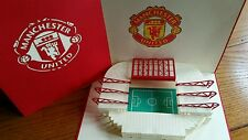 3D Pop up Manchester United Greeting Card - All Occasions
