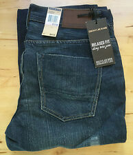 DKNY Men's Relaxed Fit Soho Jean Straight Leg 32x30 NWT