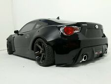 1/10 Scale Wide Body  TOYOTA 86  RTR Custom RC Drift Cars 4WD 2.4Ghz & Charger
