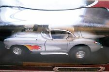 CHEVROLET Corvette Gasser Hot Rod Grigio Grey Metallic, Road Signature 1:18 Boxed!