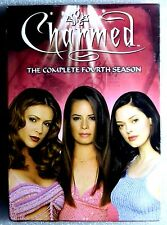BRAND NEW GIFT READY Charmed Complete Fourth Season FF DVD 6 DISCS 097360383843