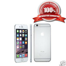 Apple iPhone 6 16GB Factory Unlocked - White/Silver GOOD CONDITION GRADE- B