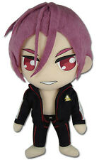 "Rin Matsuoka 8.5"" Licensed Stuffed Plush Doll (GE-52670) - FREE! Anime Series"
