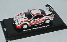 Kyosho Beads - #25 ECLIPSE ADVAN SC430 - 1:64 Japan Import