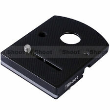 85x65mm Quick Release Plate for Pentax 645 67 series Contax 645 series Camera