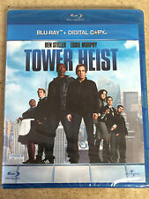 * Blu-Ray Film New Sealed * TOWER HEIST * Blu Ray Movie *