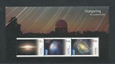 2009 Stargazing Mini Sheet Complete MUH/MNH as Purchased
