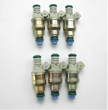 F1ZE-B4C-6 Set Of 6 Fuel Injectors For Ford 4.9L 300 Inline 6 1987-1996