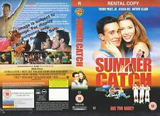Summer Catch, Jessica Biel Video Promo Sample Sleeve/Cover #11132