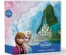 CRICUT DISNEY MOVIE *FROZEN* CARTRIDGE *NEW* ANNA ELSA OLAF KRISTOFF HANS SVEN