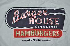 T-SHIRT SMALL BURGER HOUSE HAMBURGERS SINCE 1951 DALLAS TEXAS