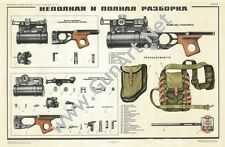 Color POSTER GP25 for Grenade Launcher AKM AK47 AK74 Kalashnikov LQQK  BUY NOW!